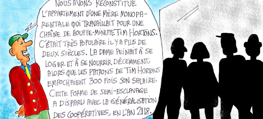 Pour un Québec «coopératif»