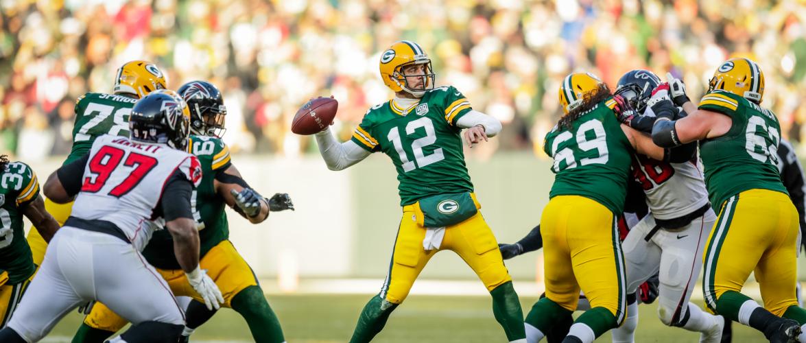 Packers de Green Bay : botté coop!