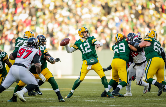 Packers de Green Bay : botté coop!