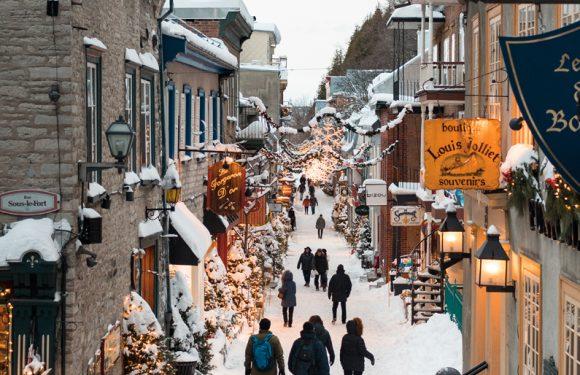 Coop quartier Petit Champlain : Ambiance reconnue mondialement