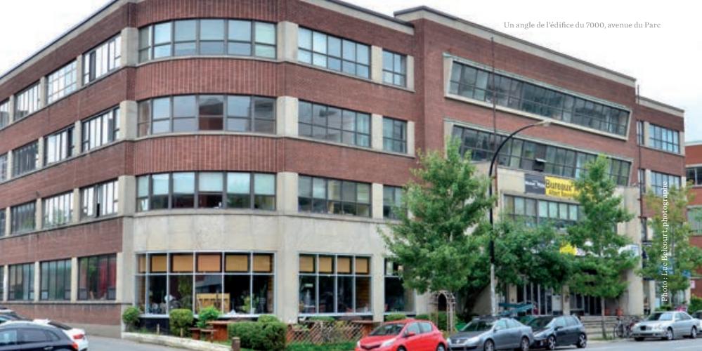 Un centre de développement coopératif au coeur du Montréal multiethnique